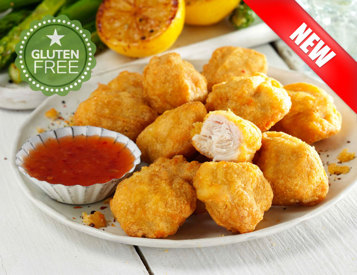 Battered Chicken Chunks